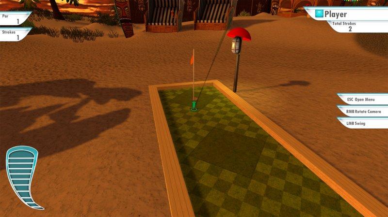 3D迷你高尔夫截图第4张