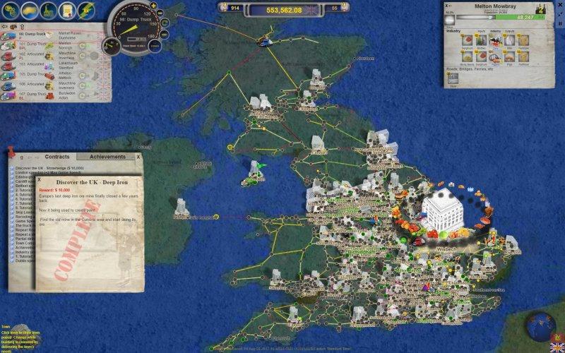 列传:不列颠群岛截图第3张