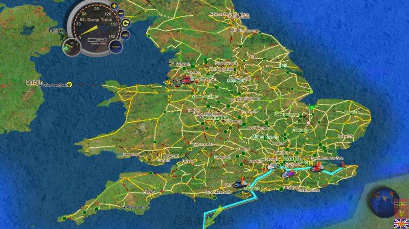 列传:不列颠群岛截图第2张