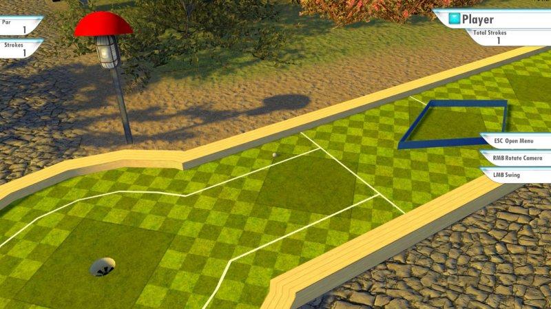 3D迷你高尔夫截图第1张