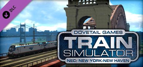 列车模拟器:NEC:纽约纽黑文航线附加