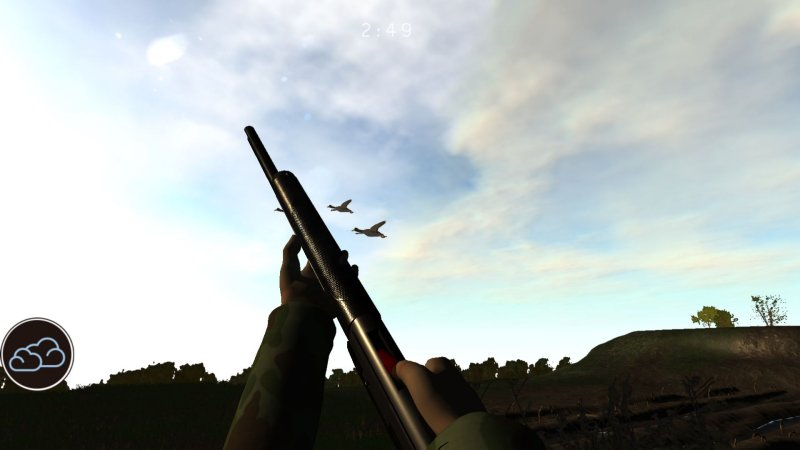 AWS Argentina Wingshooting Simulator截图第1张