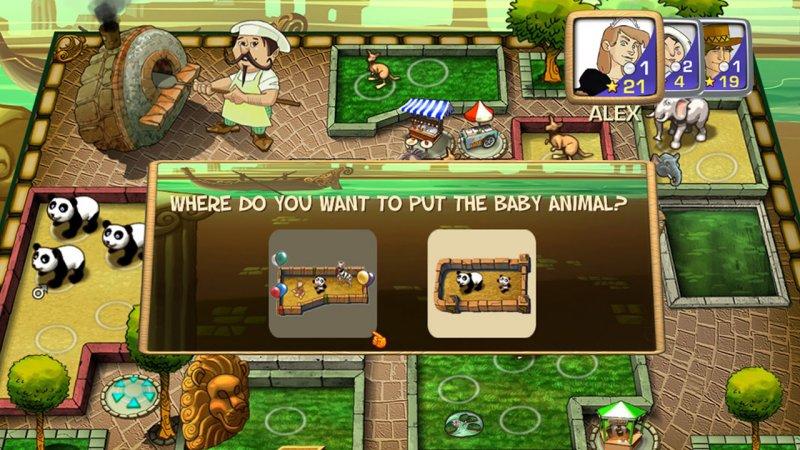 桌游规则 动物园截图第1张