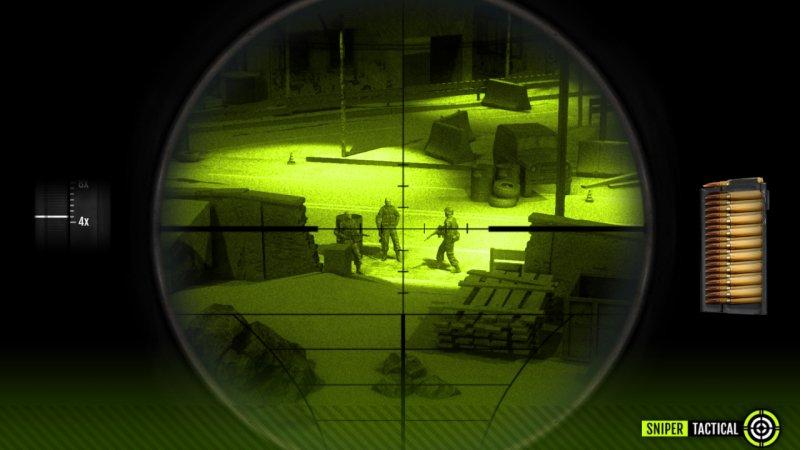 狙击战术截图第6张