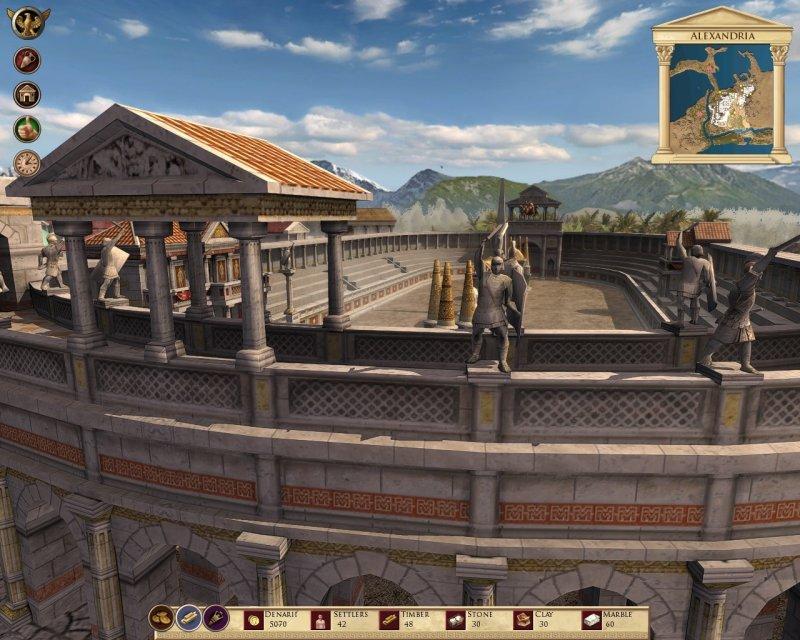 罗马帝国:黄金版截图第3张