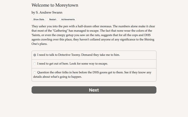 欢迎来到莫雷镇截图第2张