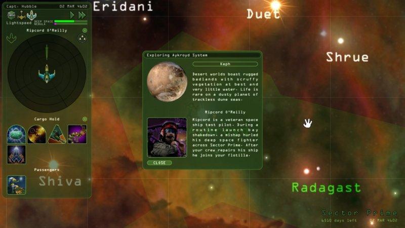 奇异世界:重返无尽的太空截图第4张