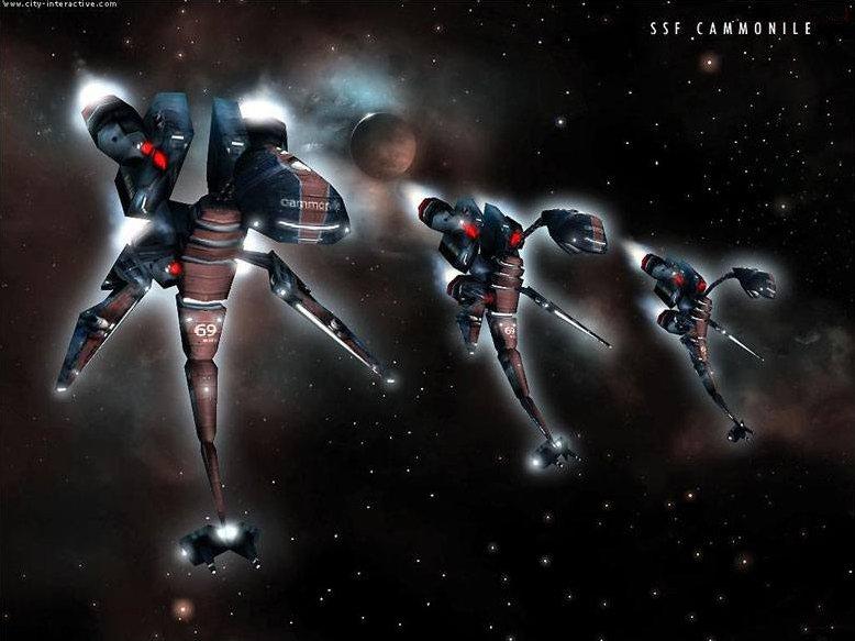 太空拦截机:自由计划截图第12张