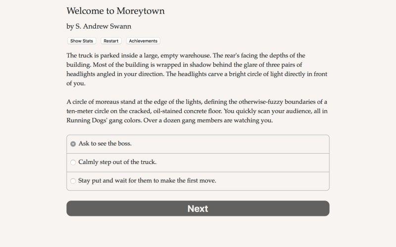 欢迎来到莫雷镇截图第5张