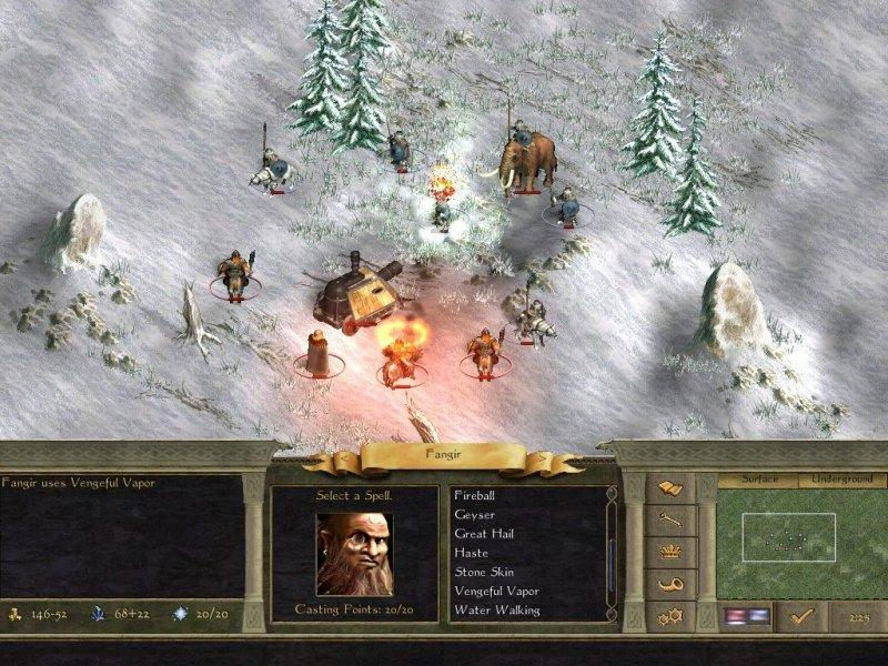 奇迹时代II:巫师王座截图第4张