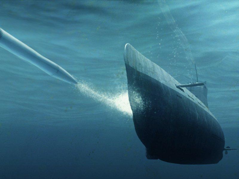 猎杀潜航4:太平洋之狼-U型潜艇任务截图第2张