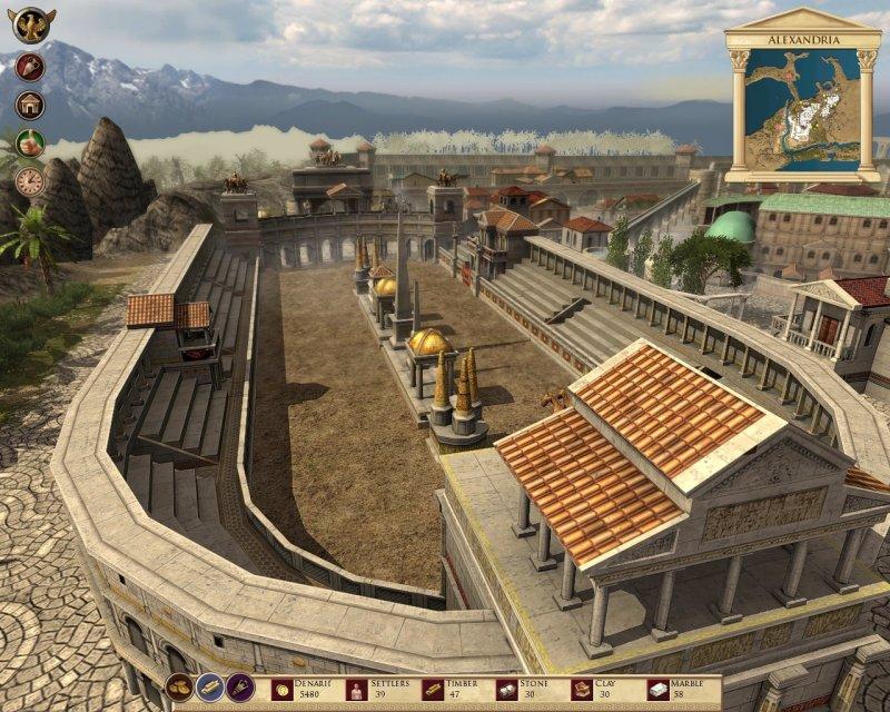 罗马帝国:黄金版截图第4张