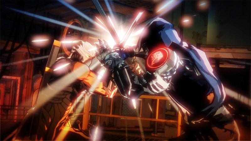 剑勇传奇:忍者龙剑传Z截图第1张