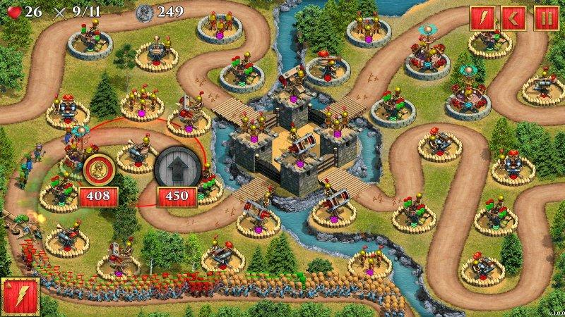 英国罗马防御战截图第4张