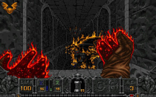 HeXen:黑暗城堡的死亡之王截图第1张