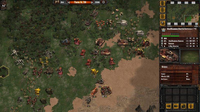 战锤40K:末日之战截图第6张
