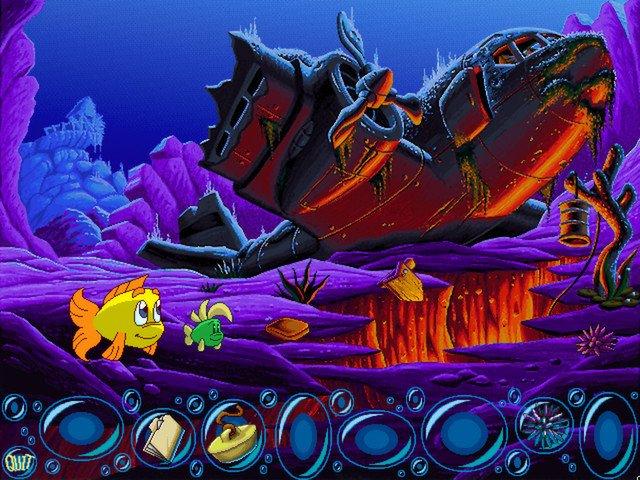 弗莱迪小鱼3:海螺壳的被盗案件截图第4张
