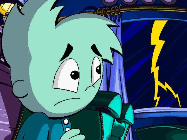 穿睡衣的山姆2:闪电和雷声不那么可怕截图第1张