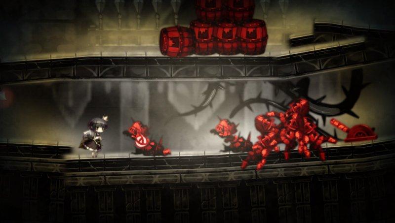 玫瑰与黄昏的古城截图第8张