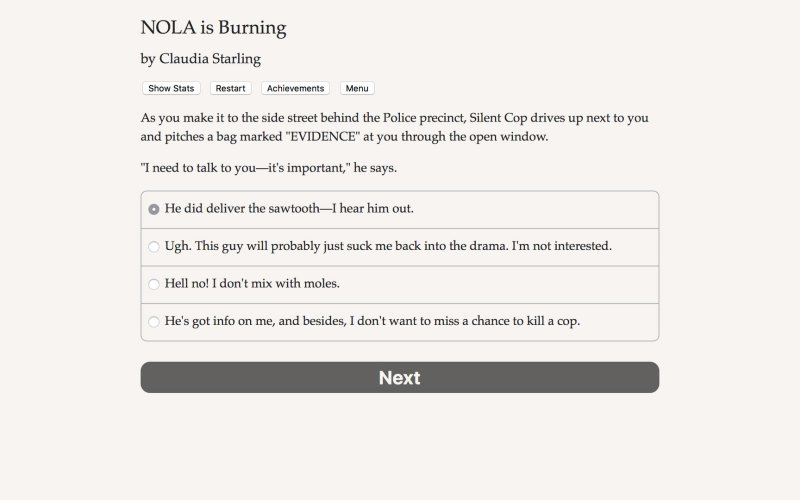 NOLA is Burning截图第4张