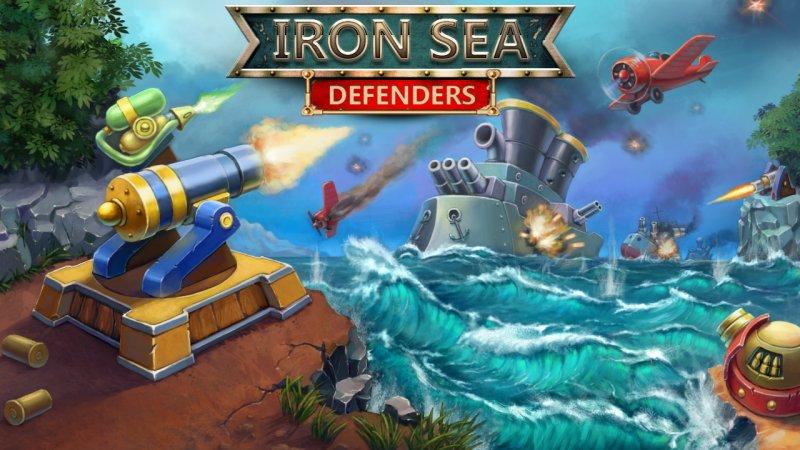 海洋上的钢铁守卫者截图第5张