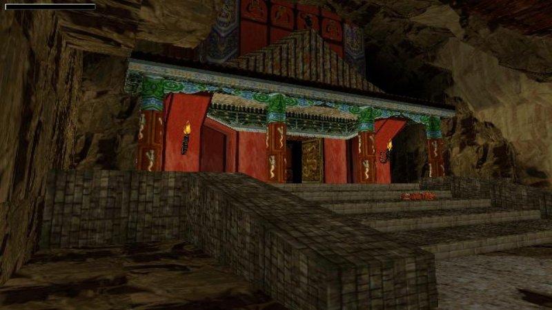 古墓丽影II截图第1张