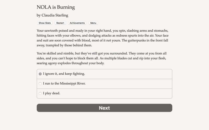 NOLA is Burning截图第3张