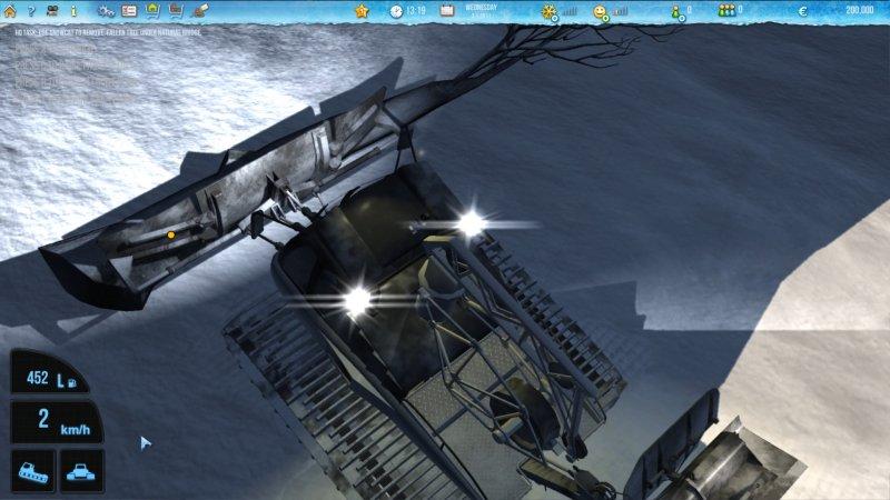 滑雪世界模拟截图第4张