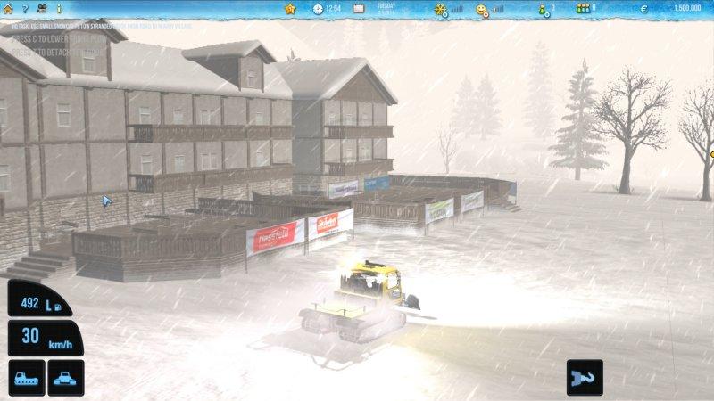 滑雪世界模拟截图第3张