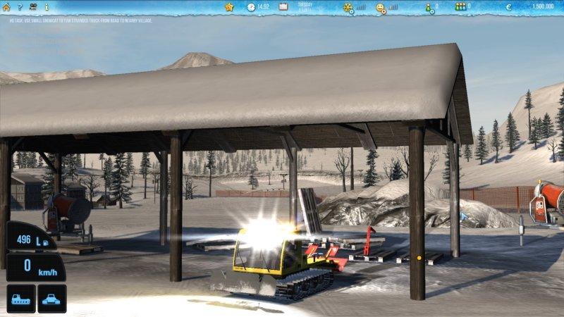 滑雪世界模拟截图第1张