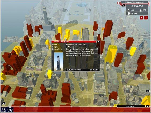 纽约城市大亨截图第6张