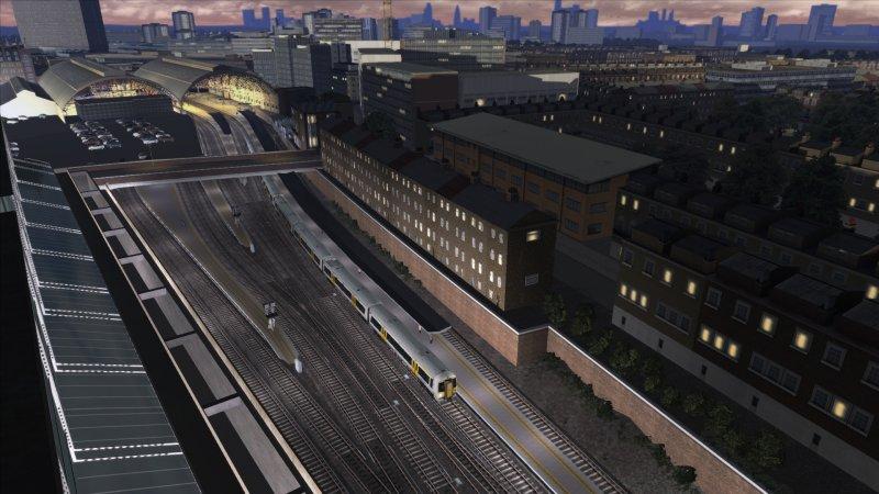 列车模拟器:南伦敦网络线路附加截图第3张