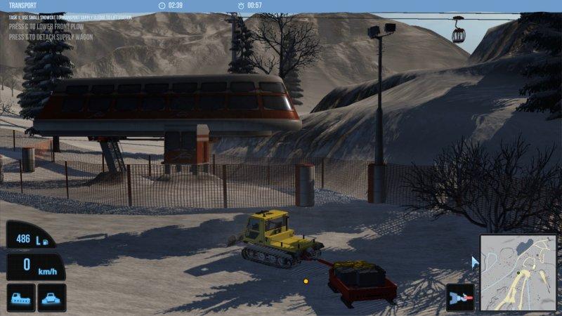 雪地模拟器截图第1张