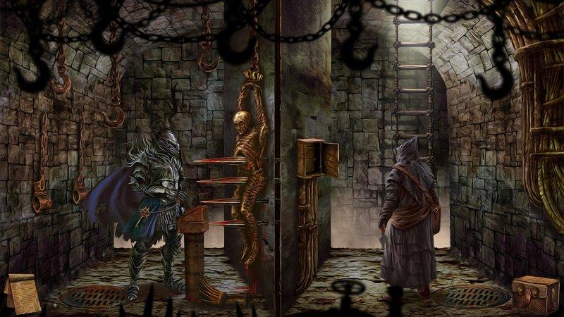 迷幻追踪:黑暗之伤截图第2张