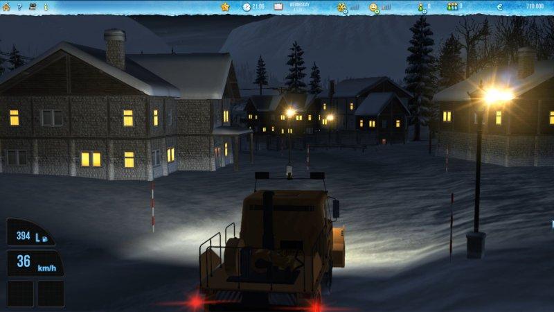 滑雪世界模拟截图第2张