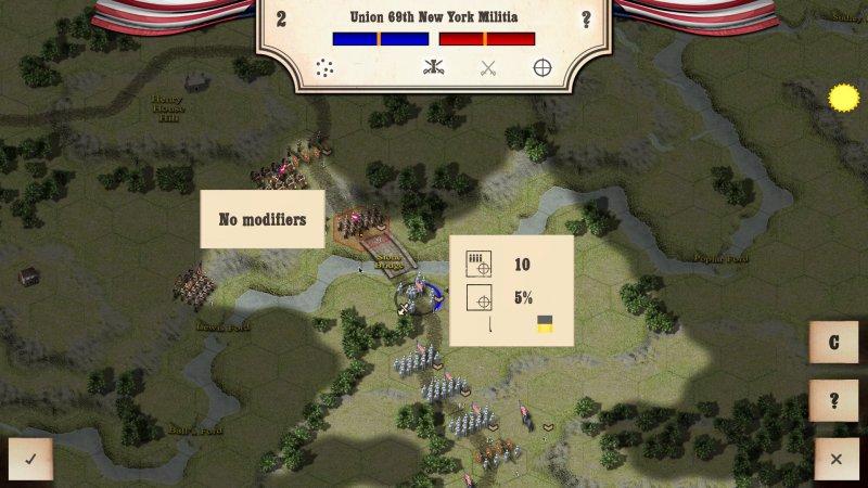 内战:1861年的牛市截图第4张