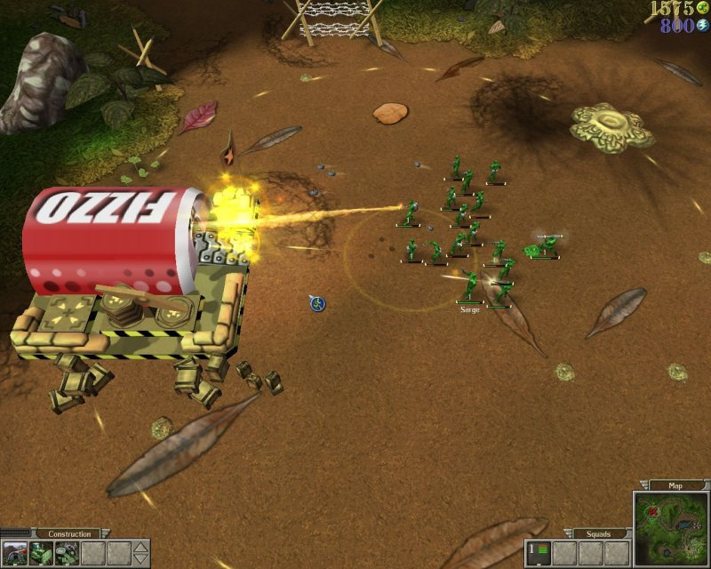玩具兵大战:即时战略截图第4张