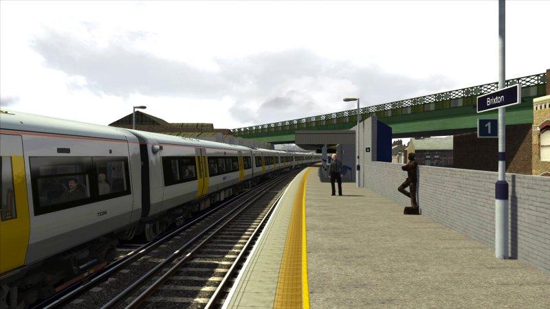 列车模拟器:南伦敦网络线路附加截图第9张