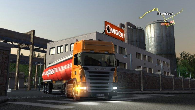 欧洲卡车模拟2截图第1张