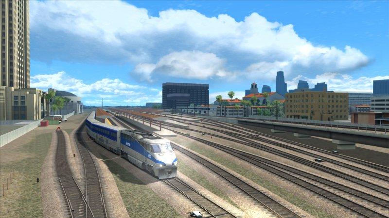 列车模拟器:太平洋surfliner®香格里拉-圣地亚哥航线截图第2张