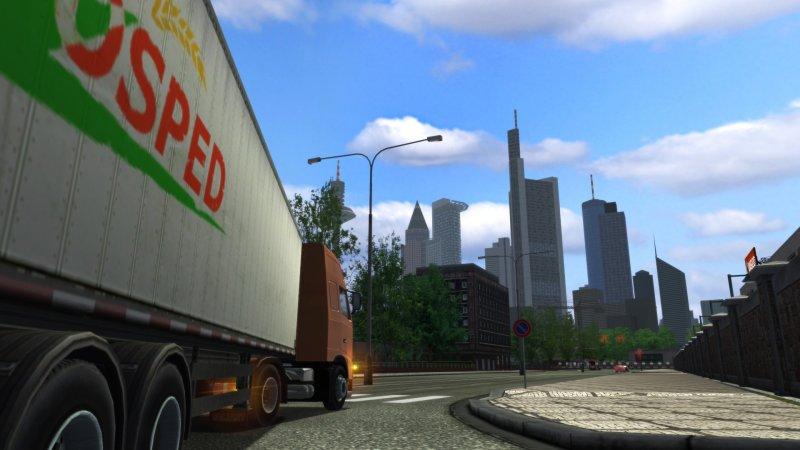 欧洲卡车模拟2截图第4张