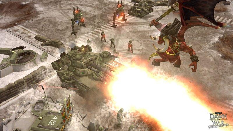 战锤®40,000:战争黎明® - 冬季攻击截图第12张