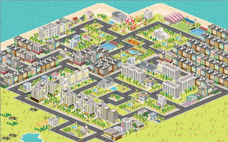 城市比赛截图第1张