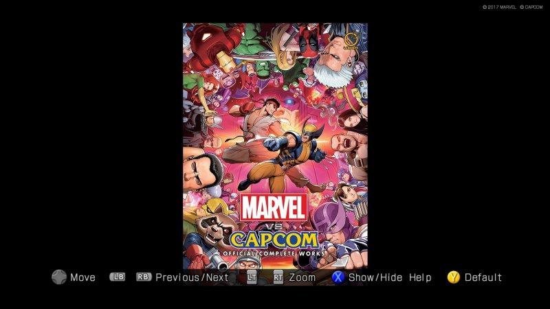 终极漫画英雄vs卡普空3截图第4张