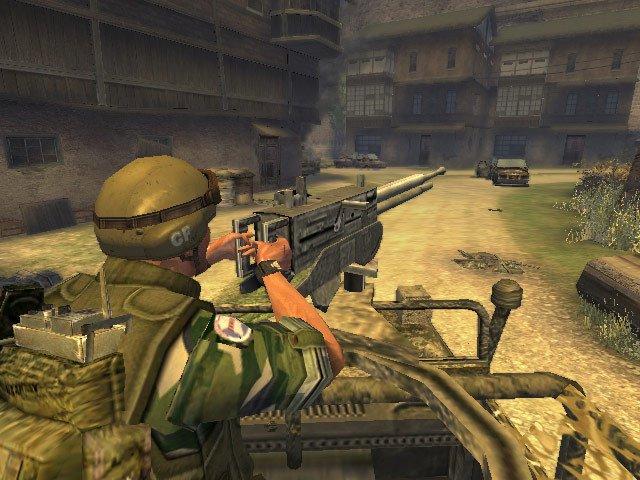 全方位战士2:十锤截图第3张