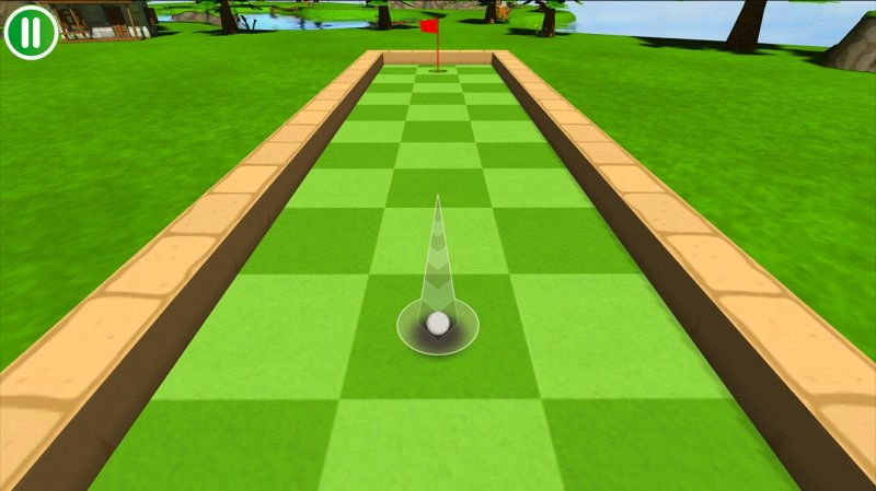 迷你高尔夫球截图第1张