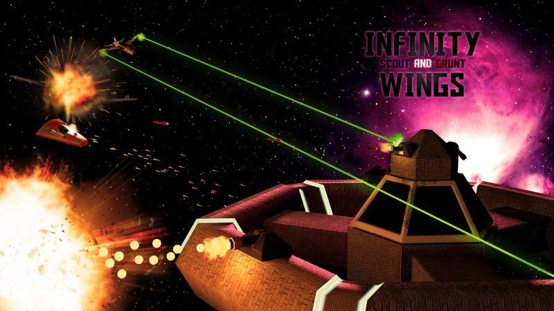无限的翅膀 - 侦察与咕噜声截图第7张