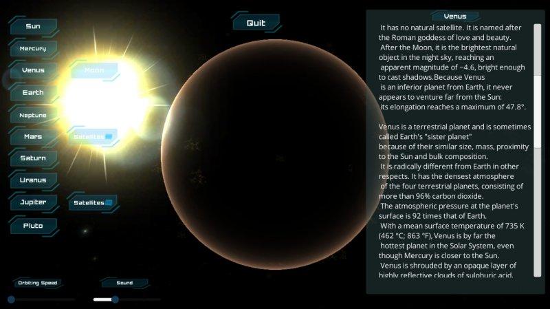 太阳系截图第1张