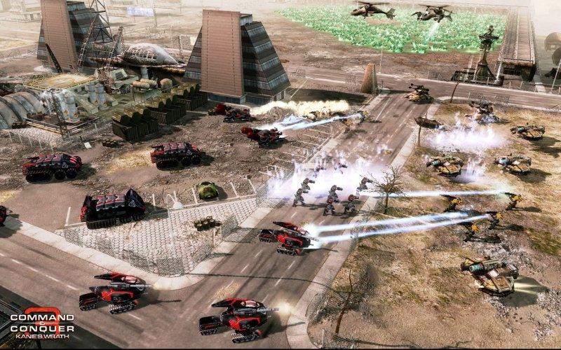 命令与征服3:凯恩之怒截图第1张
