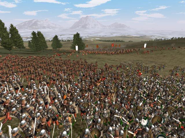 罗马:全面战争™收集截图第16张